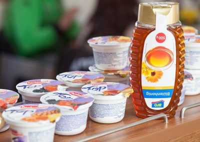 Joghurt Variationen